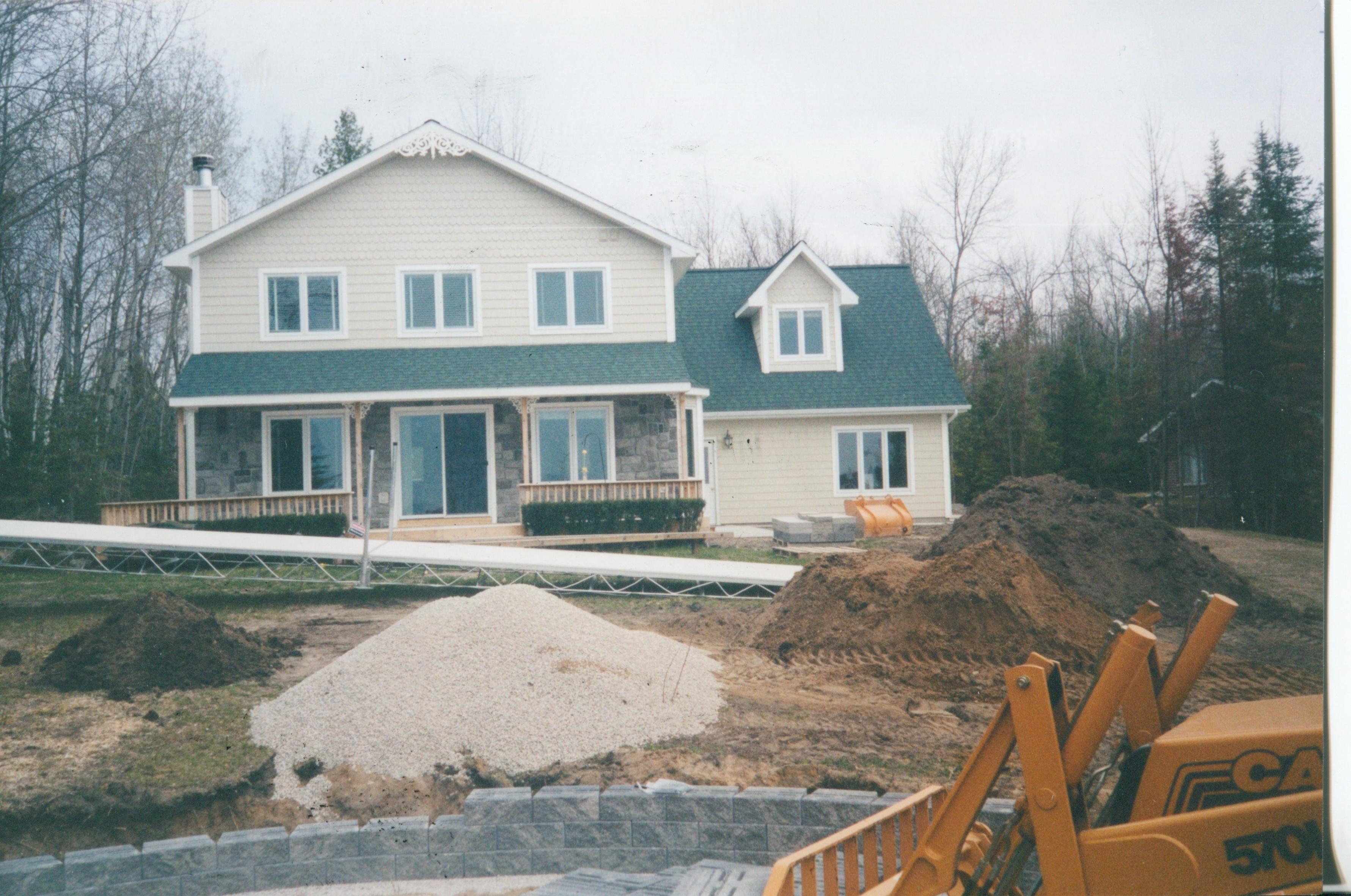 New Lakeside Cottage, Elk Lake