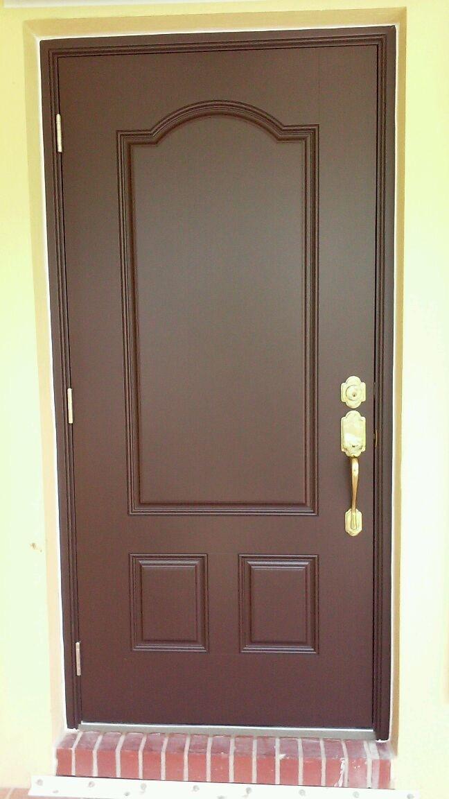 Arch Panel Door