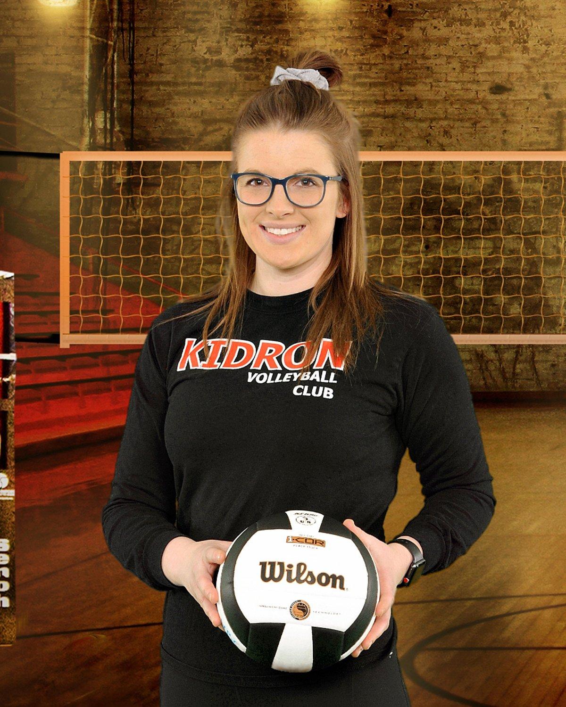 Nikki Marcoaldi - 16s Coach