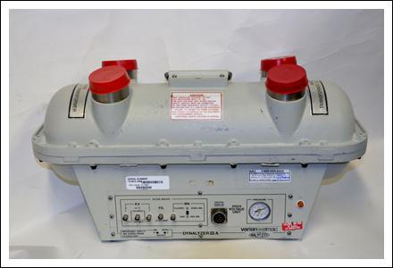 Dynalyzer IIIA high voltage unit||||