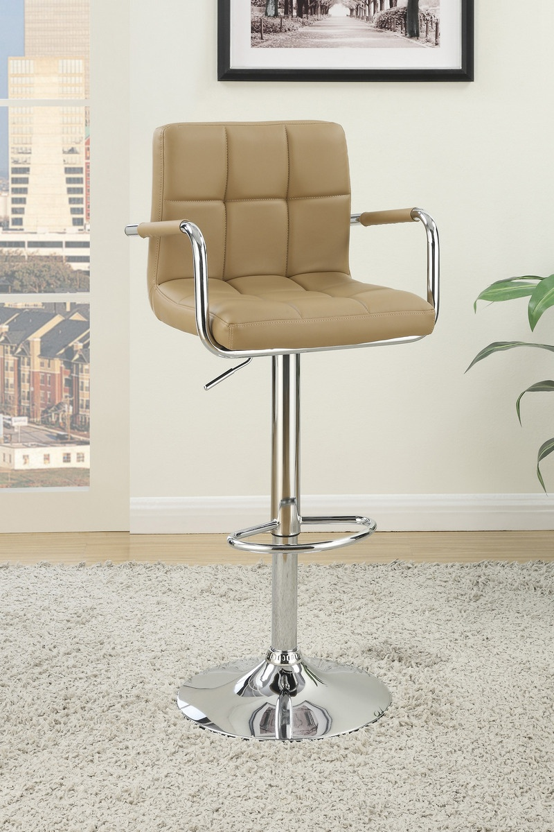 F1568 Armed Barstool  (Available in different colors) Price: $65.00
