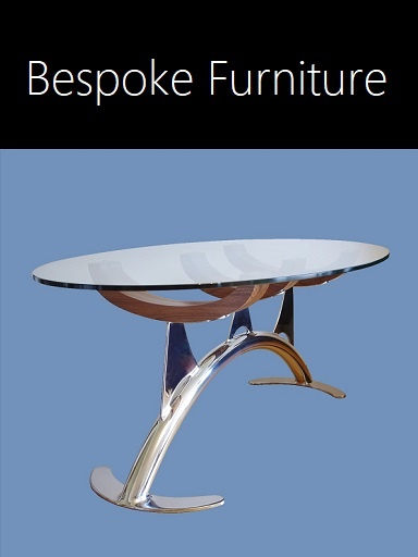 About us at Artistic Metals. Bespoke contemporary furniture handmade in our Sussex workshop.