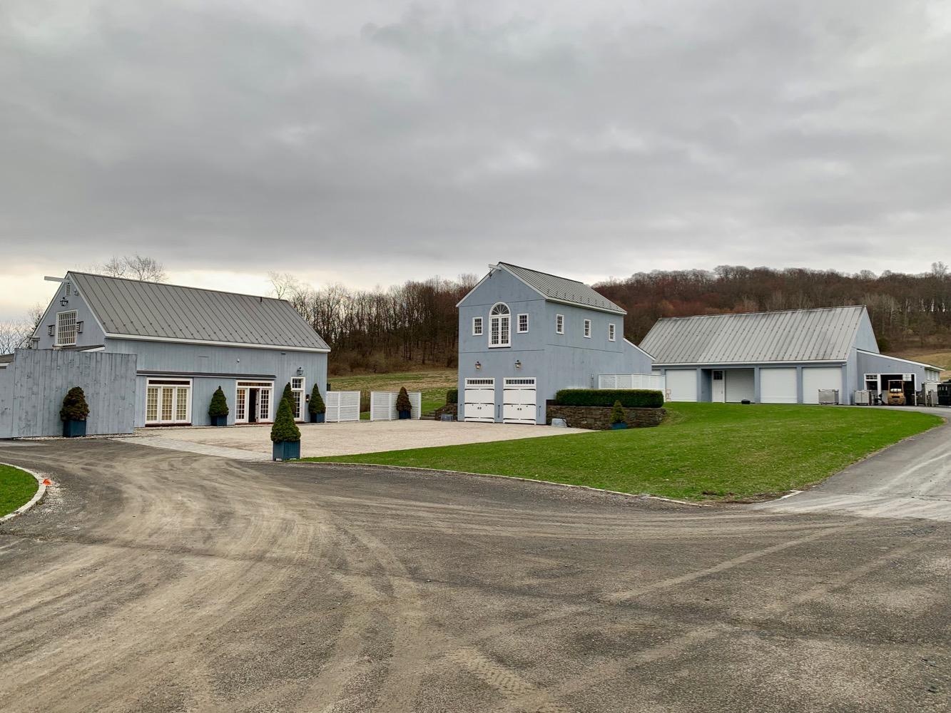 Hillrock Estate Distillery Buildings