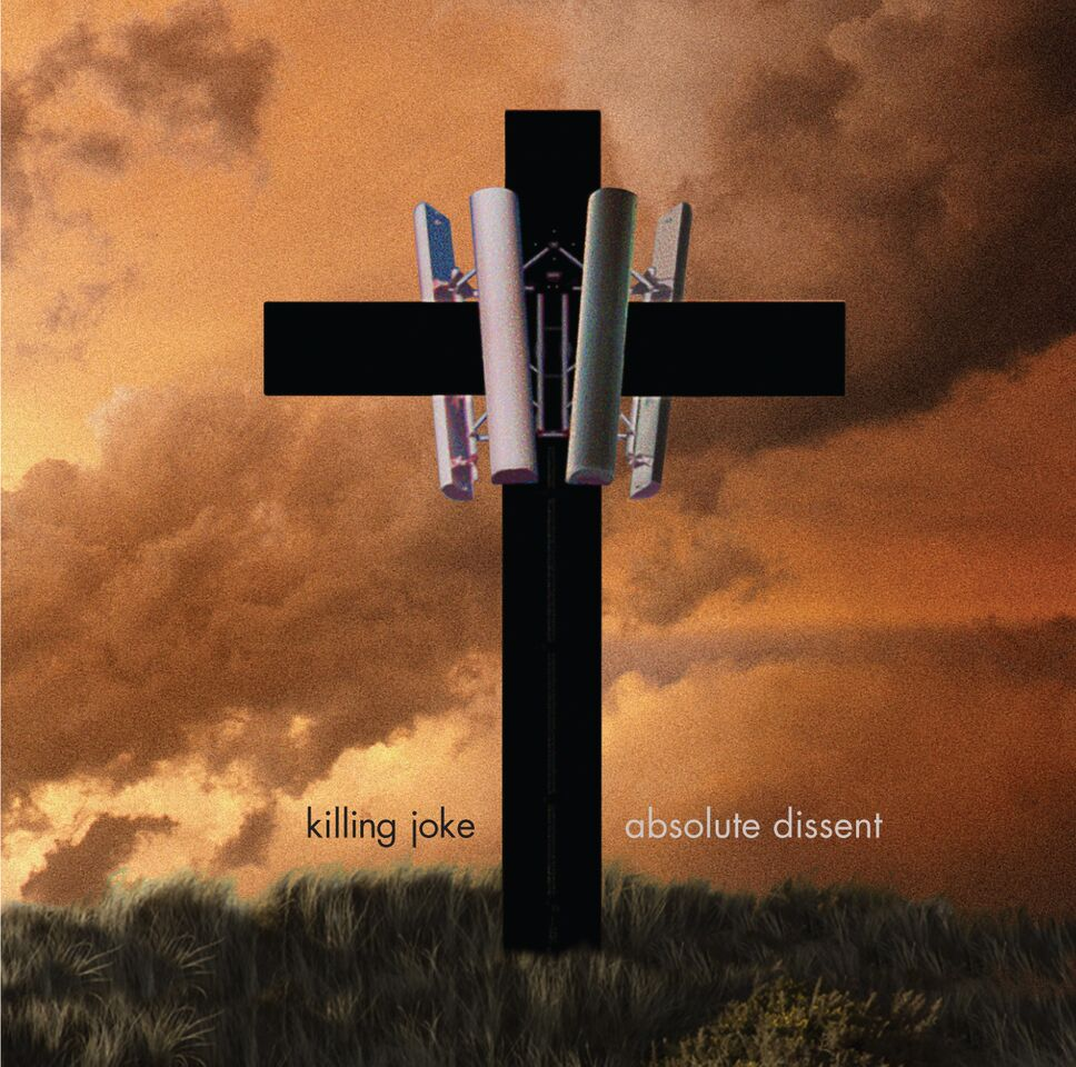 Killing Joke - 'Absolute Dissent'