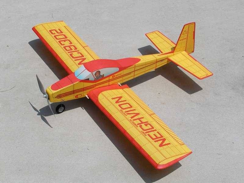 Paul and Ralph Bradley's Model Airplane Hangout - Electric