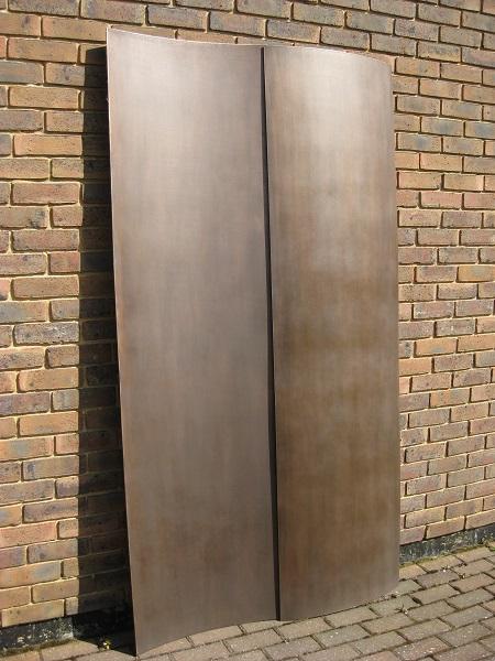bronze turnstiles