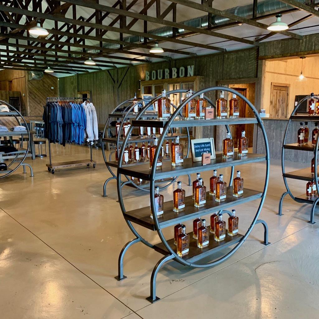 Gift Shop - Preservation Distillery