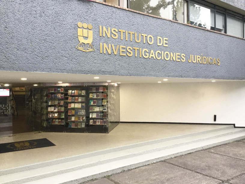 INSTITUTO DE INVESTIGACIONES JURÍDICAS UNAM