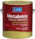 Metalatex Premium Fosco Superlavável Tinta Acrílica com acabamento Fosca