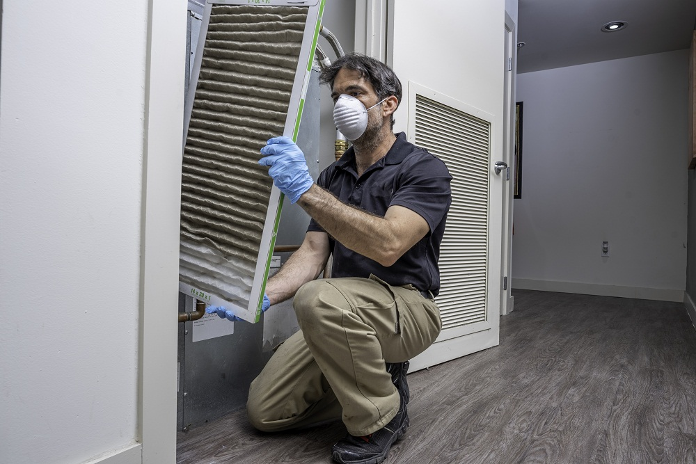Commercial Air Conditioner Maintenance Service - Montgomery, TX