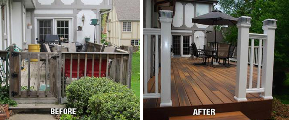 Outdoor Deck Remodeling