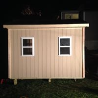 Clinton Custom Sheds