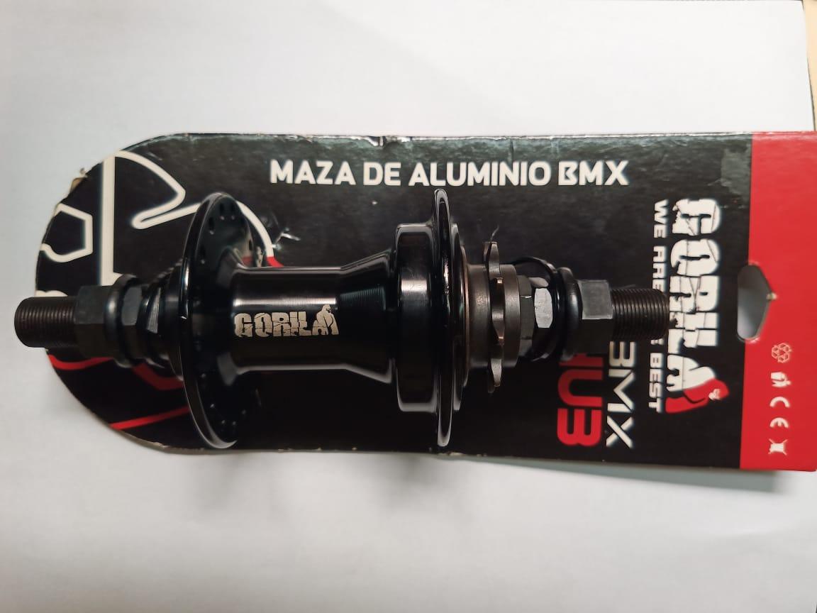 Maza BMX eje grueso Gorila