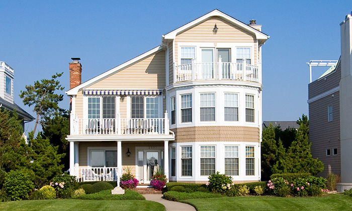 Beach House On The New Jersey Shore