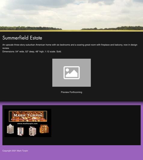 Summerfield Estate — 2021