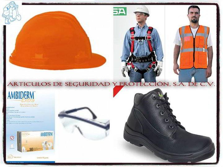 Artículos de Seguridad y Protección S.A de C.V. - Cascos
