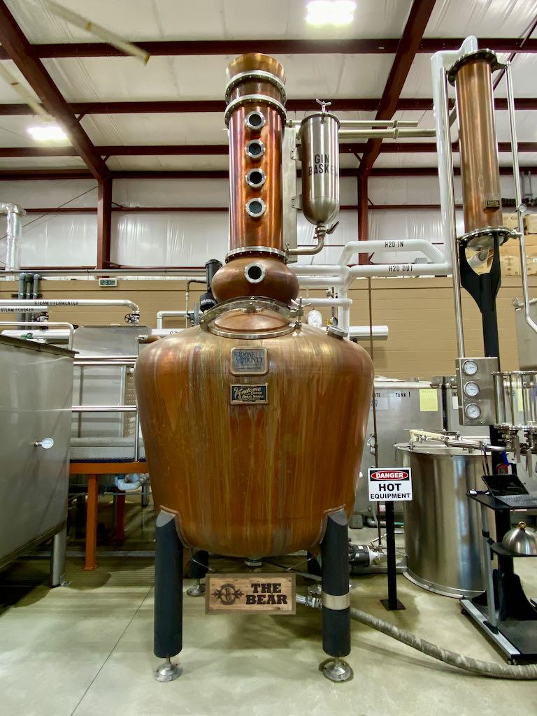 Still -Boone County Distilling Company