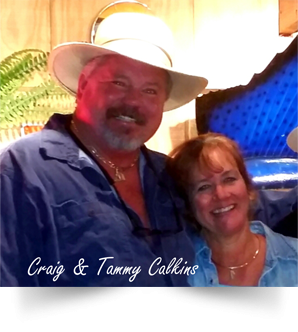 Craig and Tammy Calkins