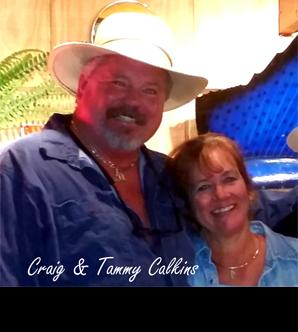 Craig and Tammy Calkins