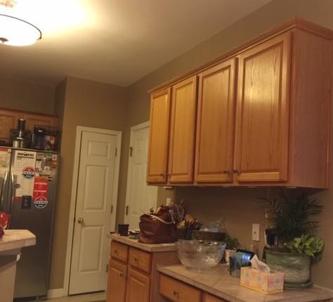Transform - Kitchen Before