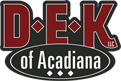 DEK of Acadiana LLC in Carencro, LA is a reliable manufactured home product supplier.