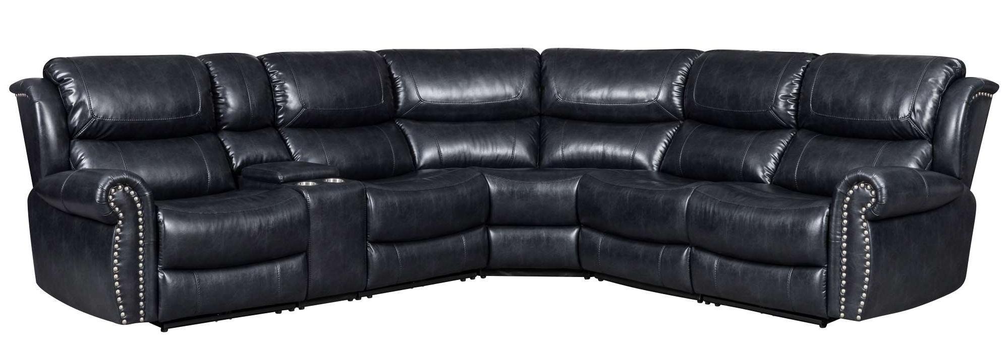 LRPX2509 6 Piece Modular Sofa