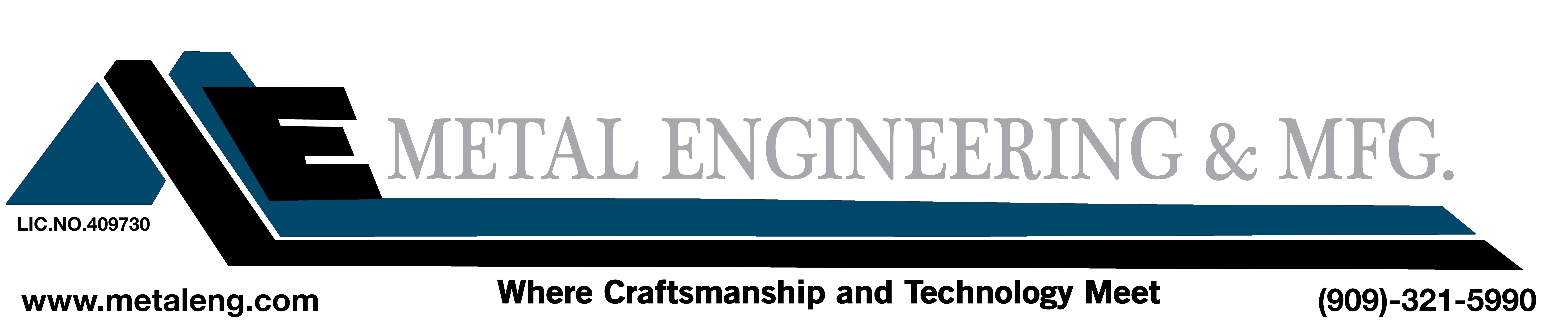 Metal Engineering & MFG