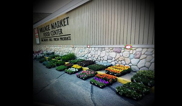 Village Market Food Center Flowers