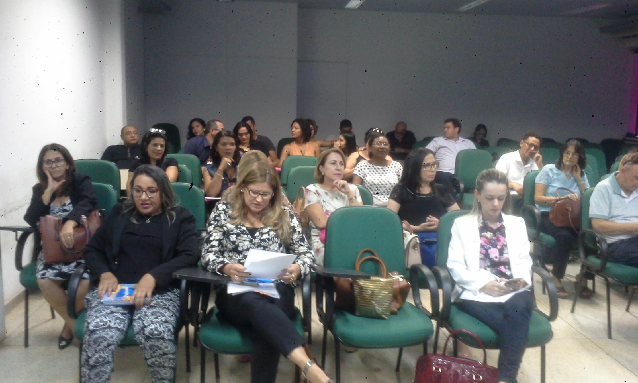 Dia do Bibliotecário na UFT em Tocantins