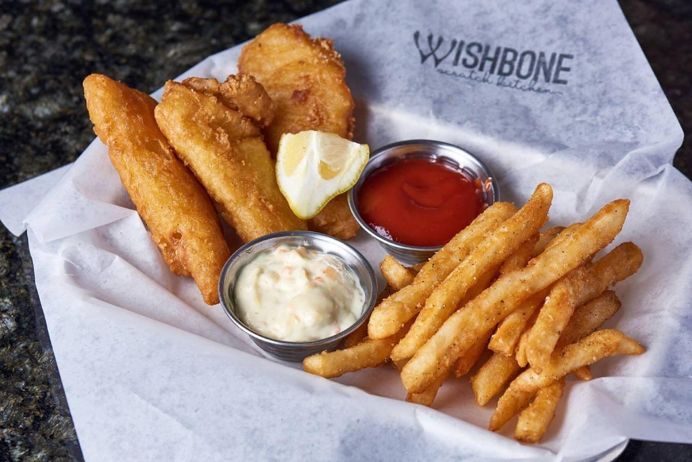 Wishbone Scratch Kitchen
