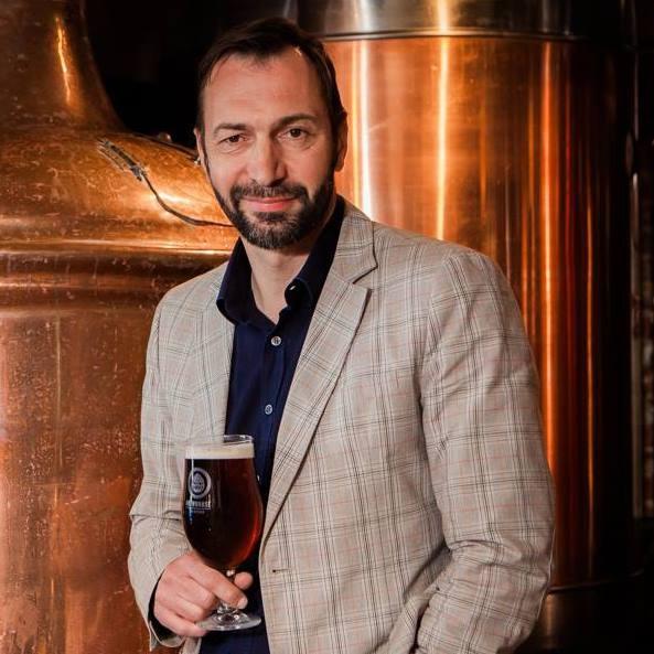 Simon Bunn - Founder & Director of Brewhouse & Kitchen.
