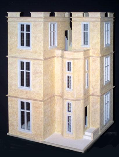 Brighton Hall Front