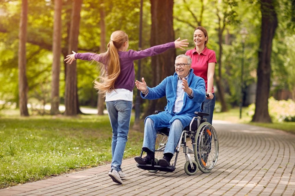 Milwaukee transportation services provided by tootl transport for elderly and young adults who are disabled and/or on wheelchairs.