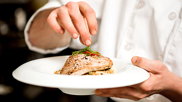 Tasty Tuna Appetizer
