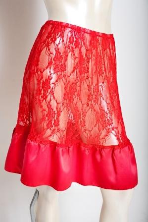 Susie Style Skirt Length Extender Slip