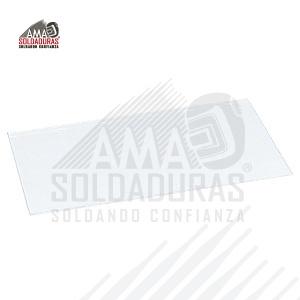 CUBIERTA DE PLÁSTICO PARA CARETA (ESTÁNDAR)