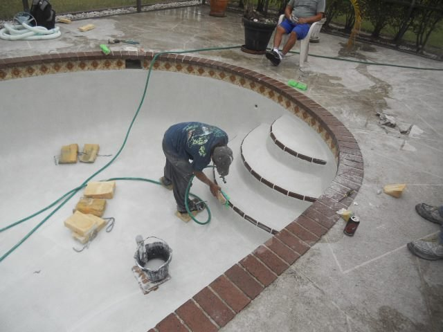 Pool Construction 1