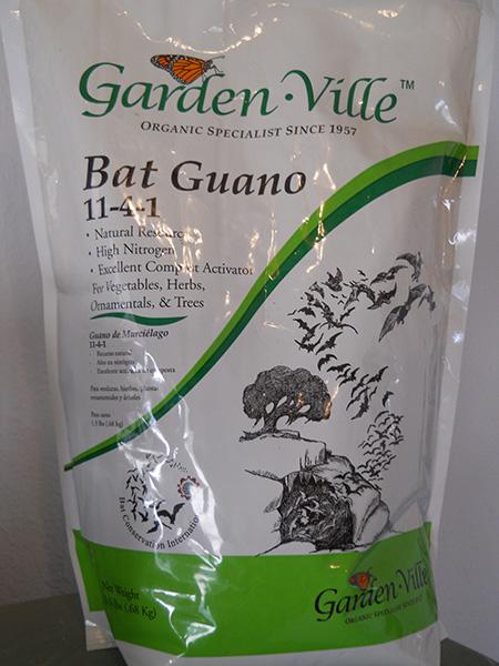 Gardenville bat guano