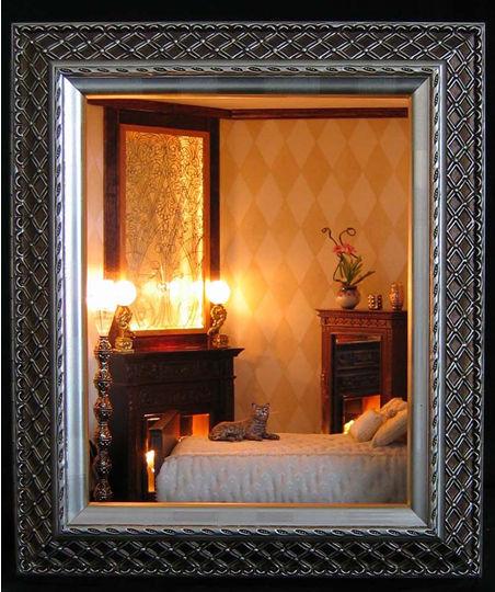 "Firelight - Bookcase Room 11.5""w x 11""d x 13.5""h"