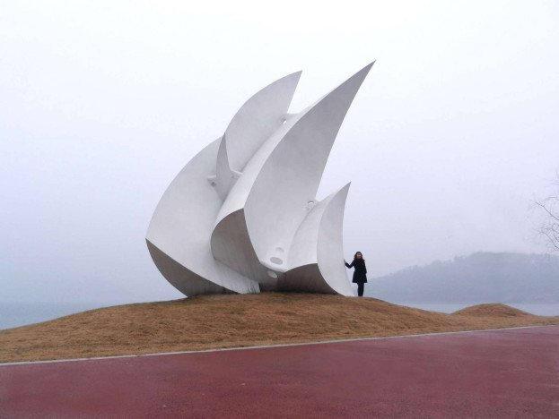 Sails -  Olympik Park - Nanjing - China