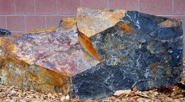 4571- Granite Boulders