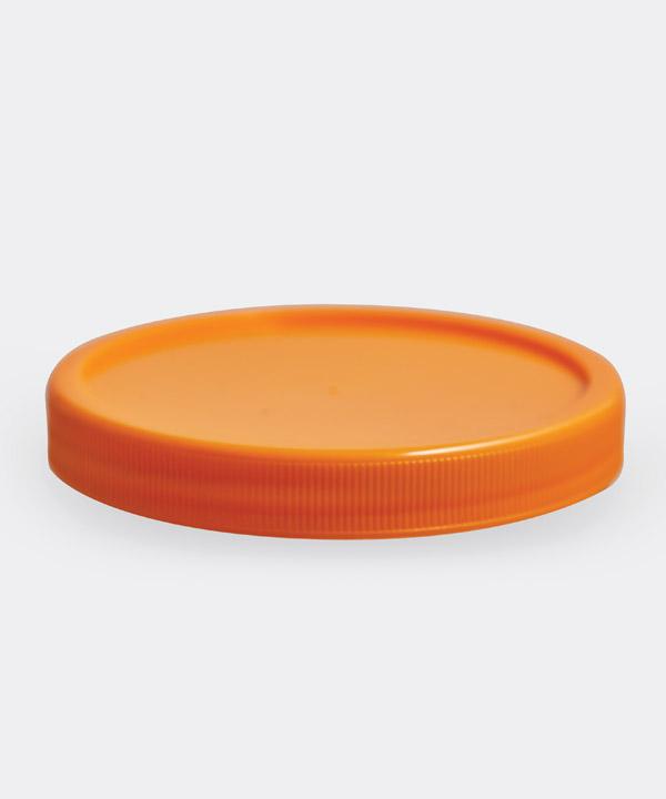 Tapa 100mm Naranja