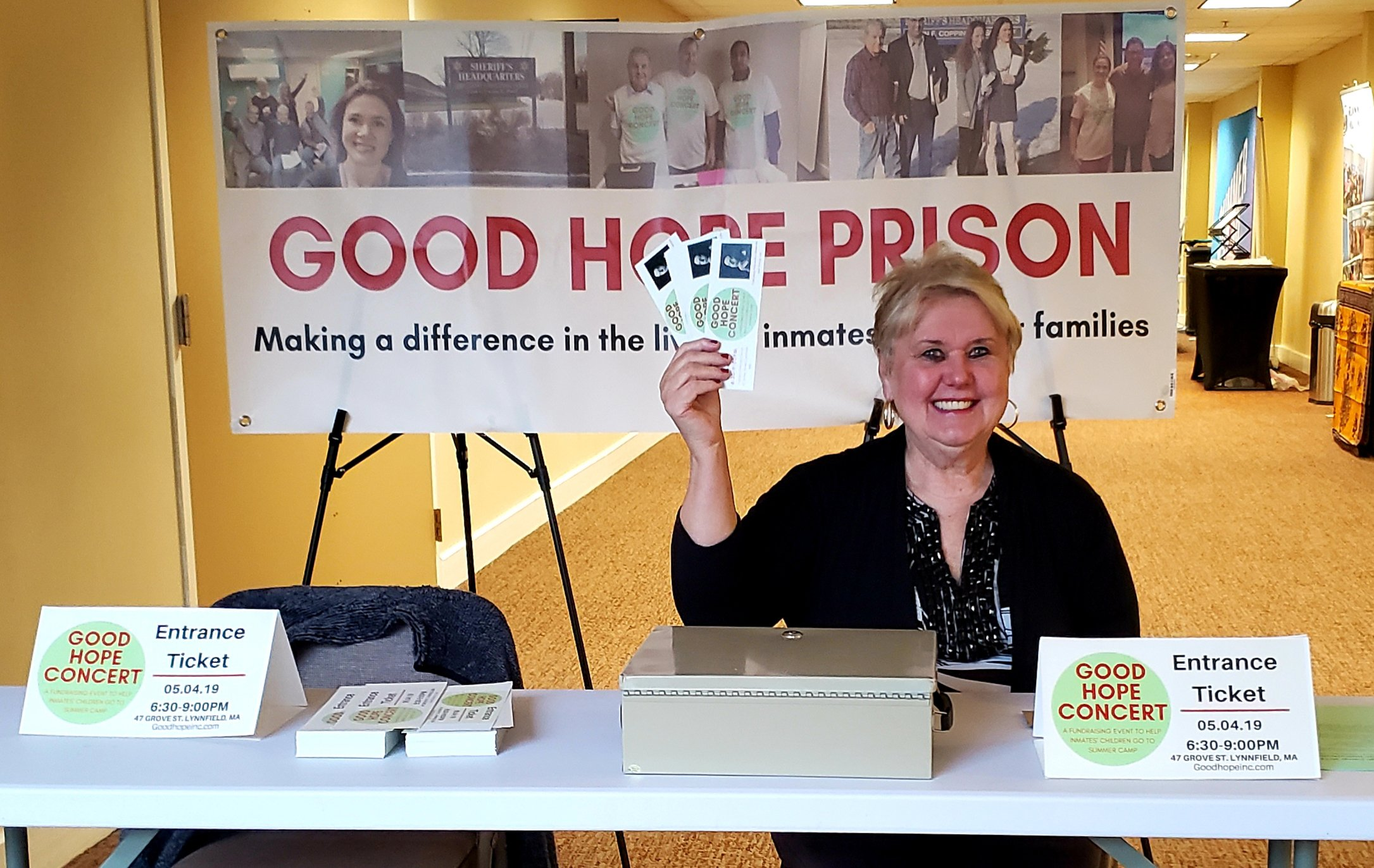 2019 Good Hope Prisons Concert