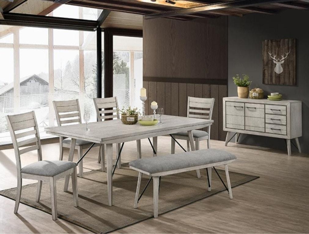 White Sands Dining Set 2132