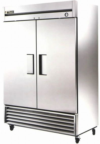 New True 2 Door Reach in Refrigerator T-49-HC Call for Price