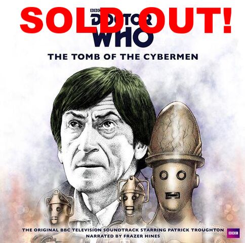 Doctor Who - 'Tomb Of The Cybermen'