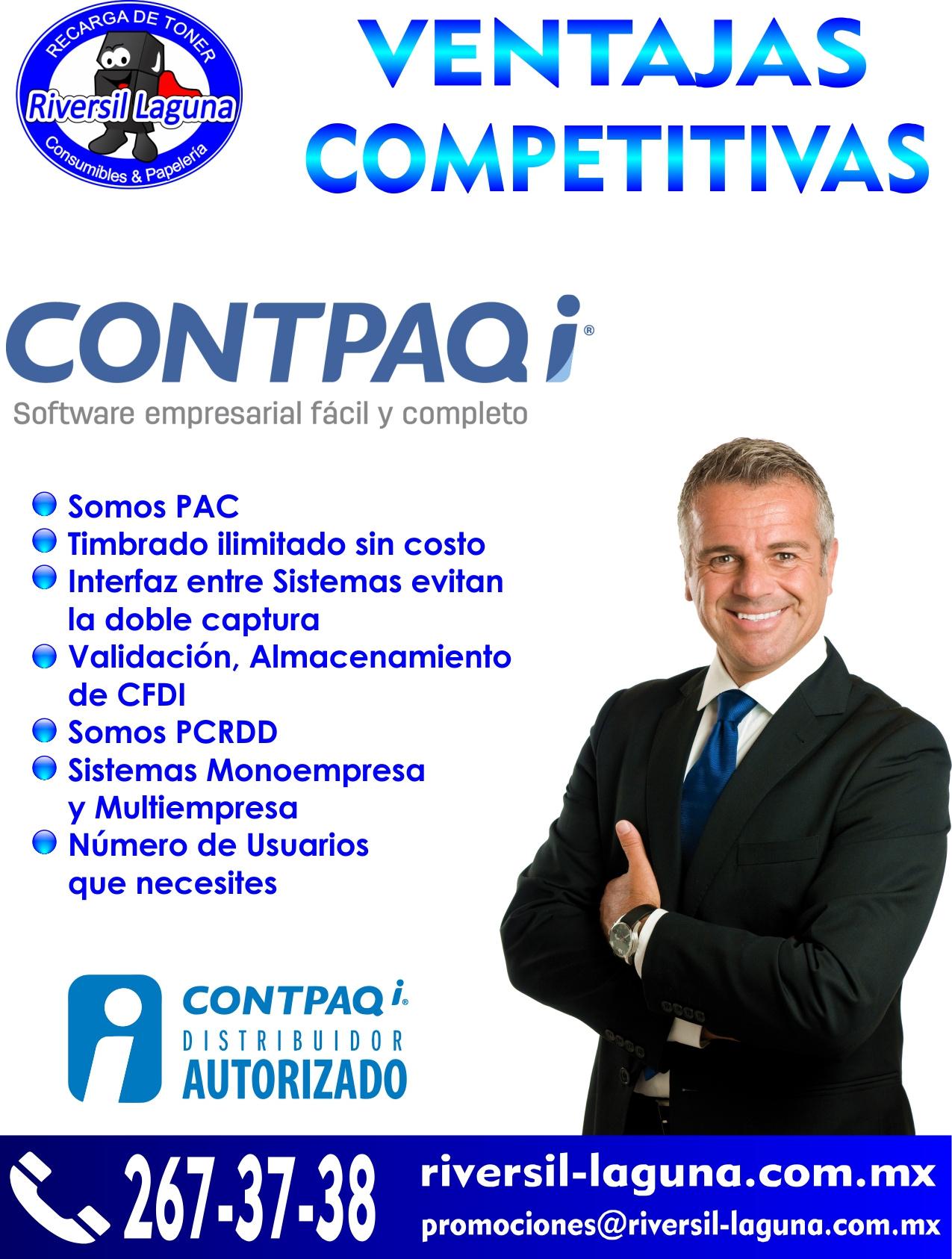 ventajas compatitivas contpaqi