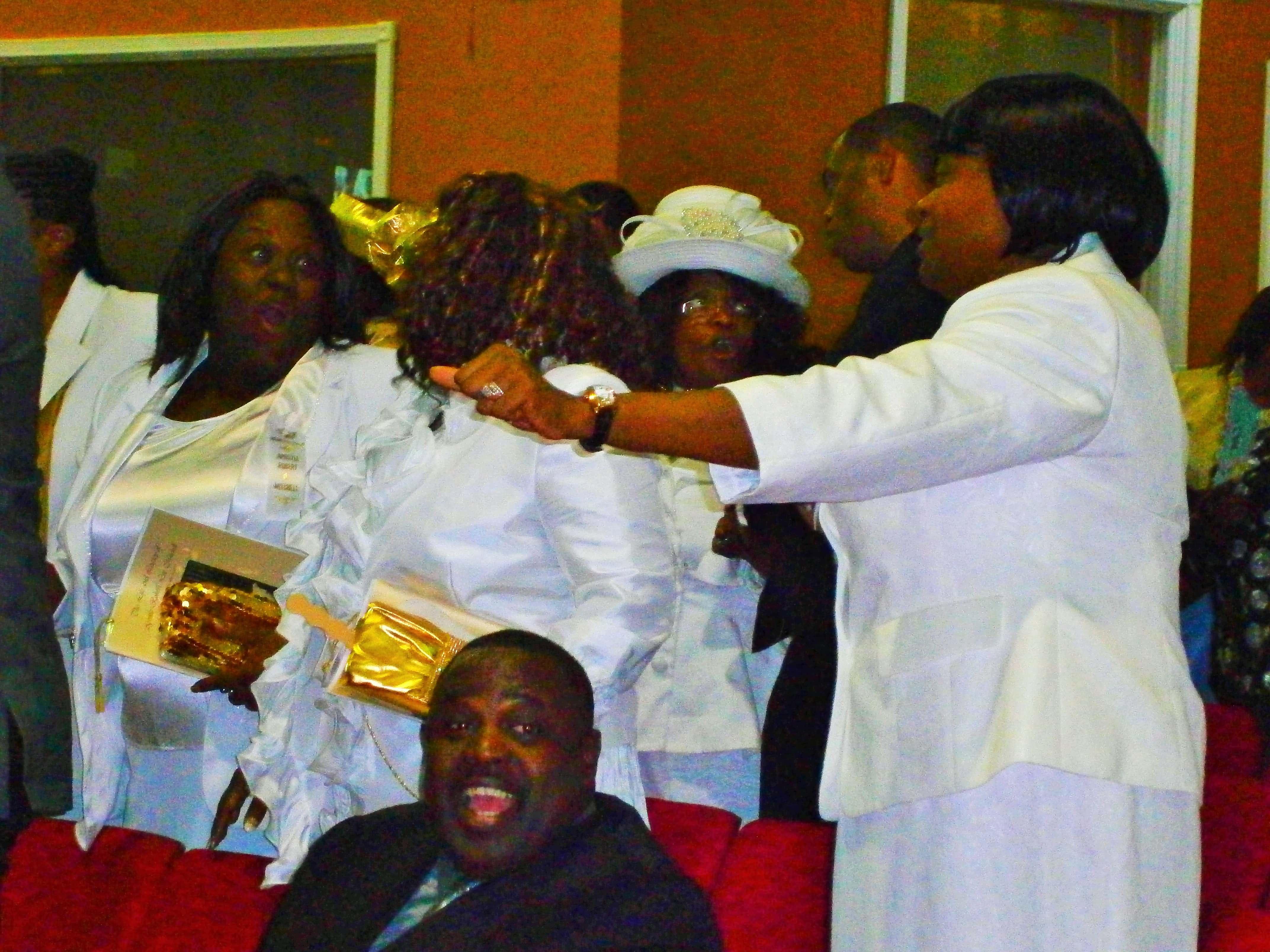 Church Fellowship Service