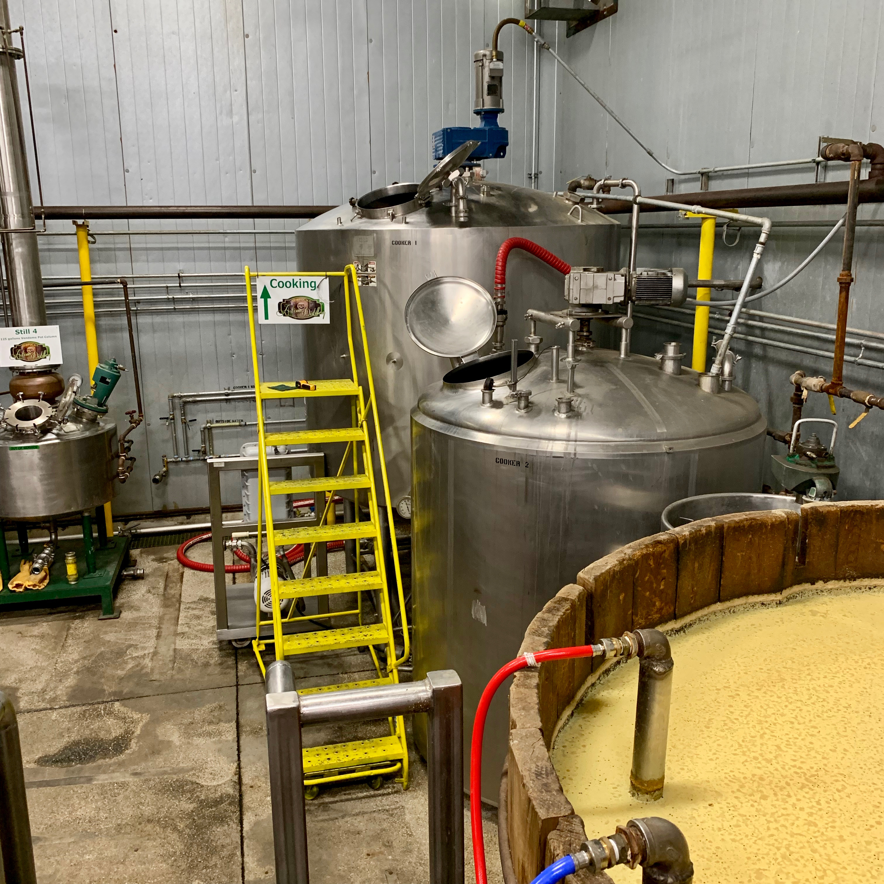 Cookers - Kentucky Artisan Distillery