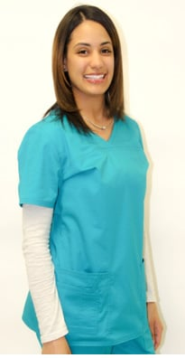Eillen Almonte – Certified Dental Assistant